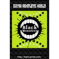 Black Monsters-KATOO COMPLETE WORLD-